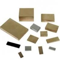 Buy cheap Speaker powerful magnet, Bonded ndfeb magnets Caoting  Nickel, ZN, Black, Golden product