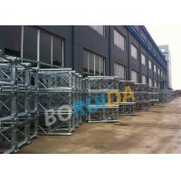 Buy cheap Aluminum Construction Material Hoist Up Ramp Door Style 3.2mx1.5mx2.5m Cage Size product