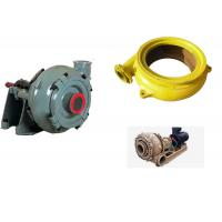 Buy cheap Easy Installation River Sand Pump , Sand Suction Pump Anti - Wear Hard Metal product