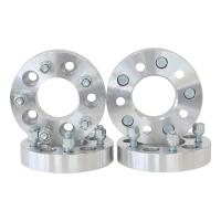 2.5 (1.25 per side) | 5X4.5 to 5x4.75 | Wheel Spacers Adapters | 12X1.5 fits Honda, Toyota