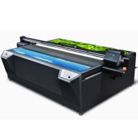 Buy cheap Large Format UV Glass Printing Machine 2513 High Revolution Print Long Lifespan product