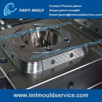 Buy cheap plastic sweet packaging containers mould-iml system mould, 500ml iml label container mold product