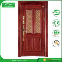 Buy cheap Stainless Steel Security Door Designs High Quality Steel Gate Door product