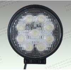 Buy cheap 27W 9CS LED Truck Spotlight 4wds LED Work Light Heavy Duty Machinery (JG-090-F) product