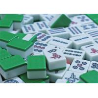 Buy cheap ABS / PVC Mahjong Cheating Devices Tiles With Infrared Marks For Mahjong Gambling product