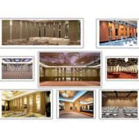 Public Area Acoustic Insulation Partition Soundproof Sliding Screen Wall