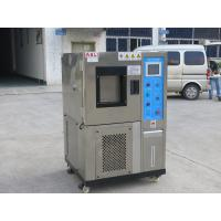 Buy cheap CE Mark -20~150C Temperature Humidity Chamber 80 Liter 400X500X400MM product
