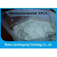 Buy cheap Benzocaine Hydrochloride Powder Pain Killer Drug CAS 23239-88-5 GMP Certification product