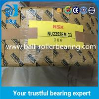 Quality NU2252EM C3 Cylindrial Roller Bearing , OD 480mm Anti Friction Bearings for sale