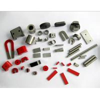China Good Performance Alnico Horseshoe Magnet Excellent Mechanical Properties on sale