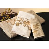wholesale decorate embroidery towel set