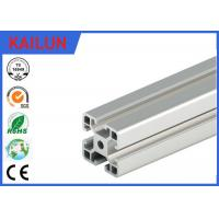 Buy cheap EN 755 6000 Series T Slot Aluminum Extrusion System for 4040 Box - Section Beam product