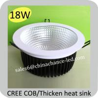 Buy cheap 2014 popular design CREE COB 18W LED Downlight manufacturers product