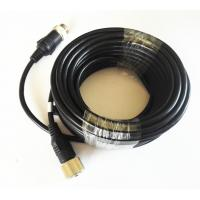 Buy cheap Safty Vision 6pin Din Cable , Male To Female Backup Camera Cable product