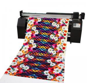 2.2m Digital Textile Printing Machine / Digital Textile Printing Equipment Epson Dx7 Head