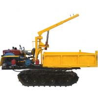Buy cheap Manufacturer Supply Crawler Lorry-Mounted Crane, Paddy Field Truck, Farm Transporter, Crawler Crane product