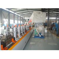 Buy cheap High Speed TIG Welded Tube Mill , Industrial Pipe Milling Machine product