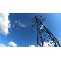 Buy cheap Galvanized Steel Lattice Tower Power Transmission Line  Towers 20 M ~ 50 M 4L product