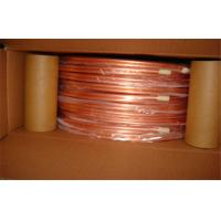 Buy cheap C1100 C1220 Air Conditioning Copper Pipe Light Weight With Drilling product