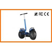 Buy cheap 2000W Motor 19 inch tire off roading segway , Black offroad segway riding product