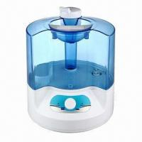 Buy cheap 6L Large Capacity Ultrasonic Humidifier with Ozone Function, Negative Ion and Know Switch product