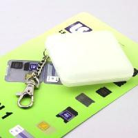 China Memory Card Holder Case for Standard SDHC TF SD Card/Adapter & Micro SD CARD on sale