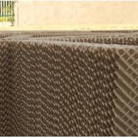 China professional manufacturer of evaporative cooling pad/cooling pad wall and frame/evaporative air cooler on sale