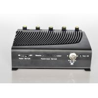 Buy cheap 4G WIFI GPS Desktop Cell Phone Signal Jammer / Signal Blockers TG-5CA For Meeting Room product