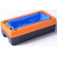 Buy cheap Household Plastic Automatic Shoe Cover Machine product
