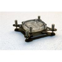 Buy cheap Water Cooling Copper Pipe Heat Sink With Liquid Cold Plate GS ROHS product