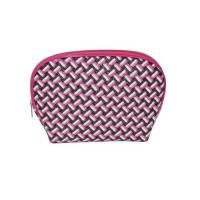 Buy cheap Promotional Printed Cotton Cosmetic Bags , Silk - Screen Makeup Brush Bag product