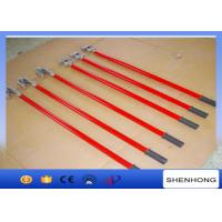 China High Voltage Overhead Line Construction Tools Electric Telescopic Hot Stick wholesale