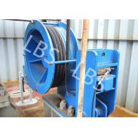 Buy cheap Steel Lebus Grooving Drum Windlass Winch Auxiliary Traction Parts product
