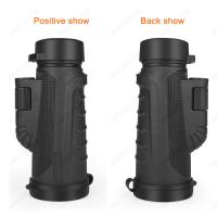 Buy cheap Compact Military Night Vision Scope Monocular 10x42 For Day Night Hunting product