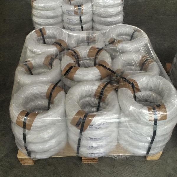 Quality 1.4301 Stainless Steel Spring Wire for sale