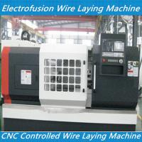 Buy cheap CNC Wiring Terminal Machine for electrofusion wire laying machine binding post product
