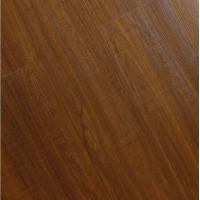 China 8mm strips V Groove deep embossed Laminate flooring for russia on sale