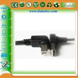 USB Data cable angle usb cable