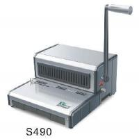 Buy cheap Heavy Duty Coil Punch Machine (S490) product