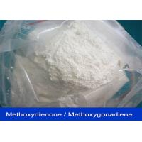 Buy cheap High Purity Prohormone Steroids Powders Methoxydienone 2322-77-2 product