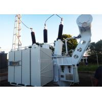 Buy cheap Three Phase Power Distribution Transformer With High Insulation Level product
