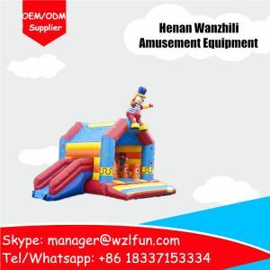 Buy cheap castelo bouncy interno, leão-de-chácara interno inflável pequeno, casa bouncy inflável para crianças product
