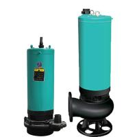 Buy cheap Electric Submersible Sewage Pump 15-300m3/H , Continuous Use Dirty Water Pump from wholesalers