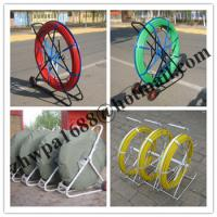 Buy cheap Sales Fish tape,Duct rodding,low price fiberglass duct rodder product