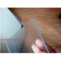 Buy cheap Accurate LPI lens 40LPI 2mm plastic lens for 3d and flip lenticular effect printed by UV offset print by injekt print product