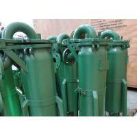 Buy cheap Liquid Industrial Bag Filters Stainless Steel Material For Milk / Mineral Water product