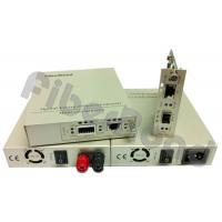 Buy cheap 10G Ethernet Fiber-To-Copper Media Converter Standalone Rj45 to XFP product