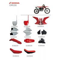 Buy cheap CRF230 Motorcycle Parts And Accessories Plastic Material Fuel Tank ISO Approval product