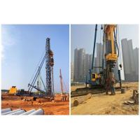 Buy cheap 9T Hydraulic Pile Hammer Crawler Type Walking Type High Effciency product