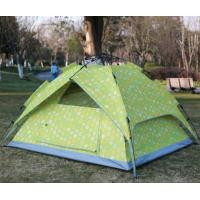 Buy cheap Portable Outdoor Camping Tent / Quick Automatic Pop up Instant Cabana Beach Camping Tent product